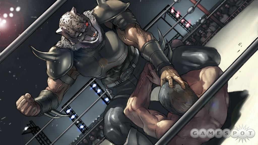 Armor King (Tekken)