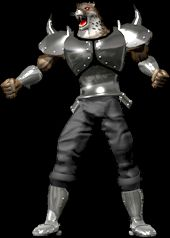 Armor King Tekken