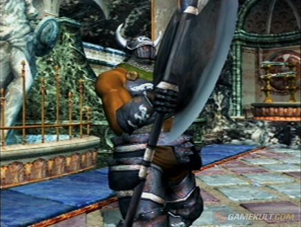 Berserker (Soul Calibur II)