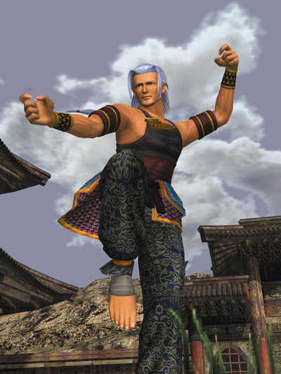 Brad Wong (Dead or Alive)