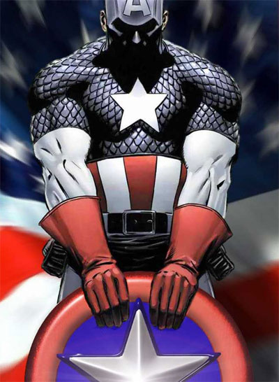 Captain America Captain America Vs