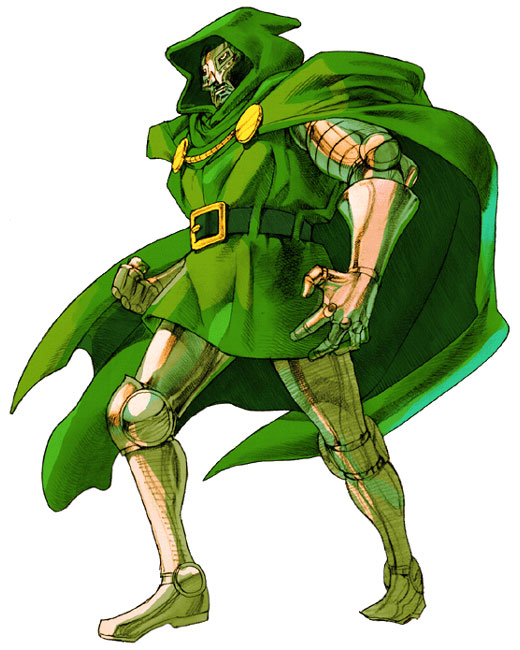 Dr. Doom (ou Doutor Destino em português)