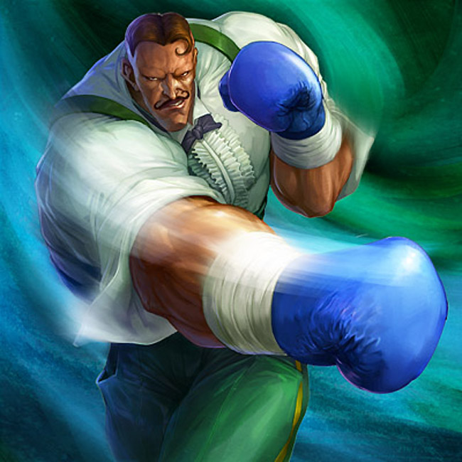 Dudley (Street Fighter)