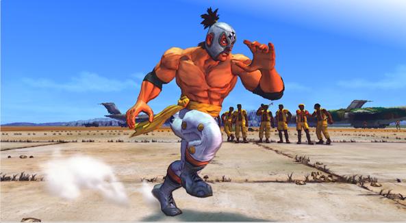 el fuerte street fighter
