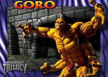 Goro (Mortal Kombat)