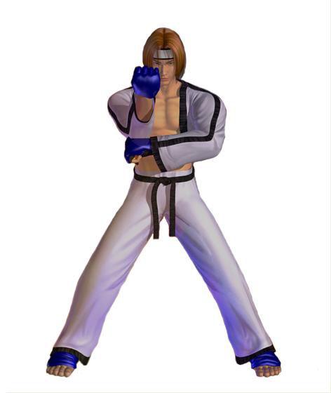 Hwoarang Tekken