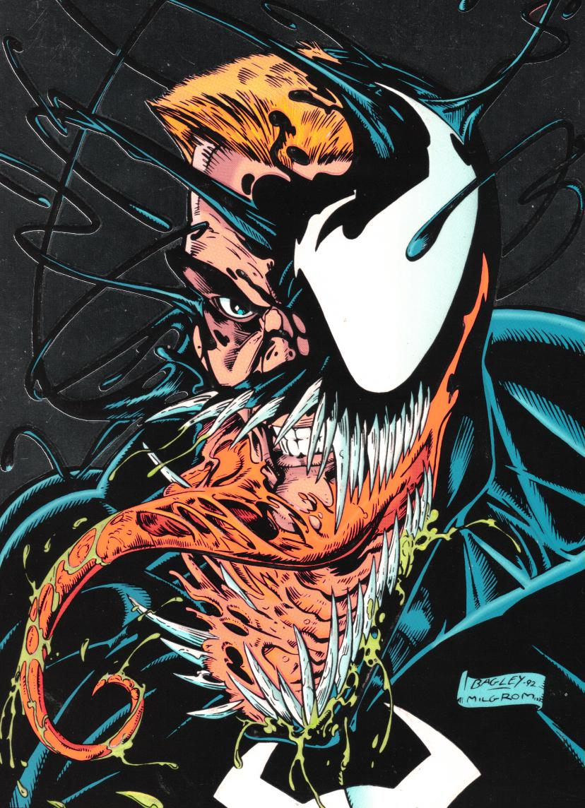 Venom Marvel Vs Capcom