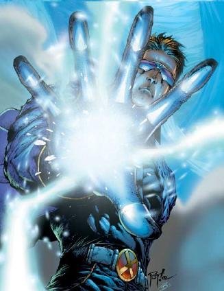 Iceman X Men Children Of The Atom