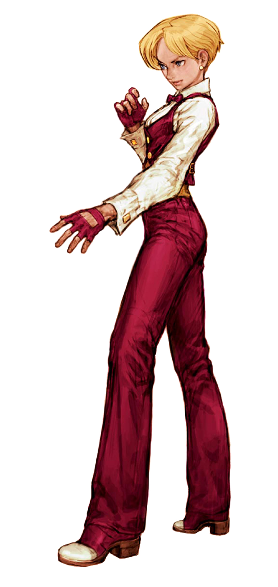 King Of Coins Pentacles As Advice: King (Art Of Fighting / KOF