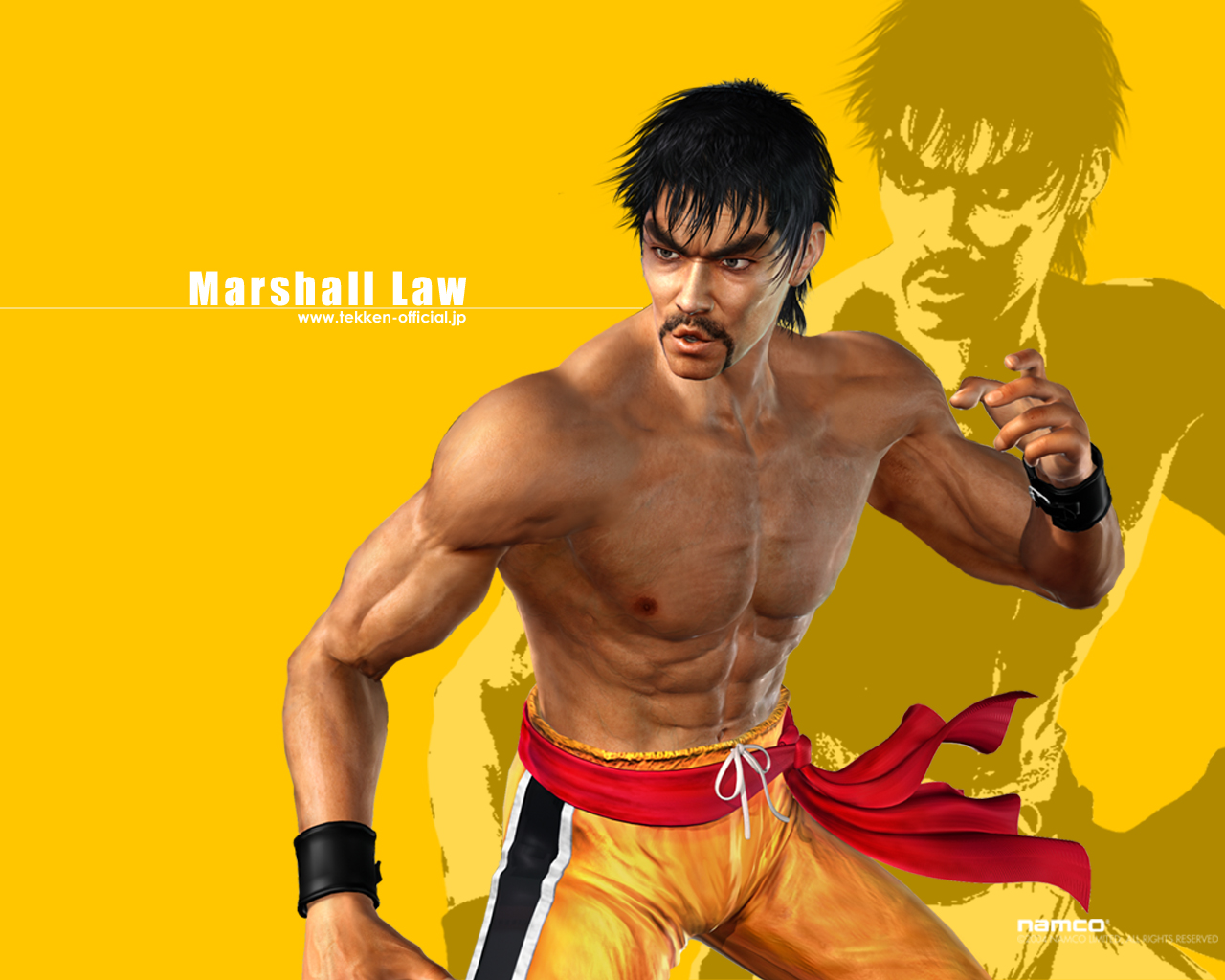 Marshall Law Tekken