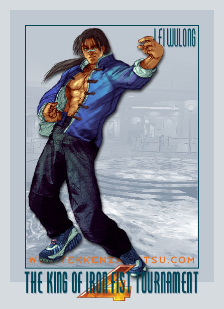 Tekken 4 Tfg Review Art Gallery