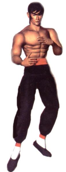 Marshall Law Tekken