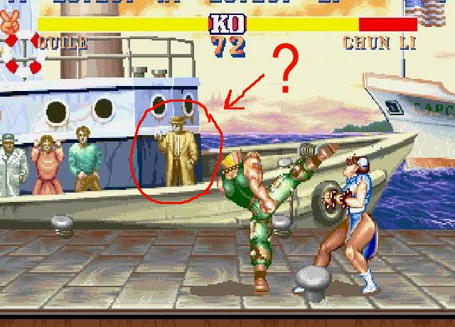 Q Street Fighter Q (Street Fighter III:...