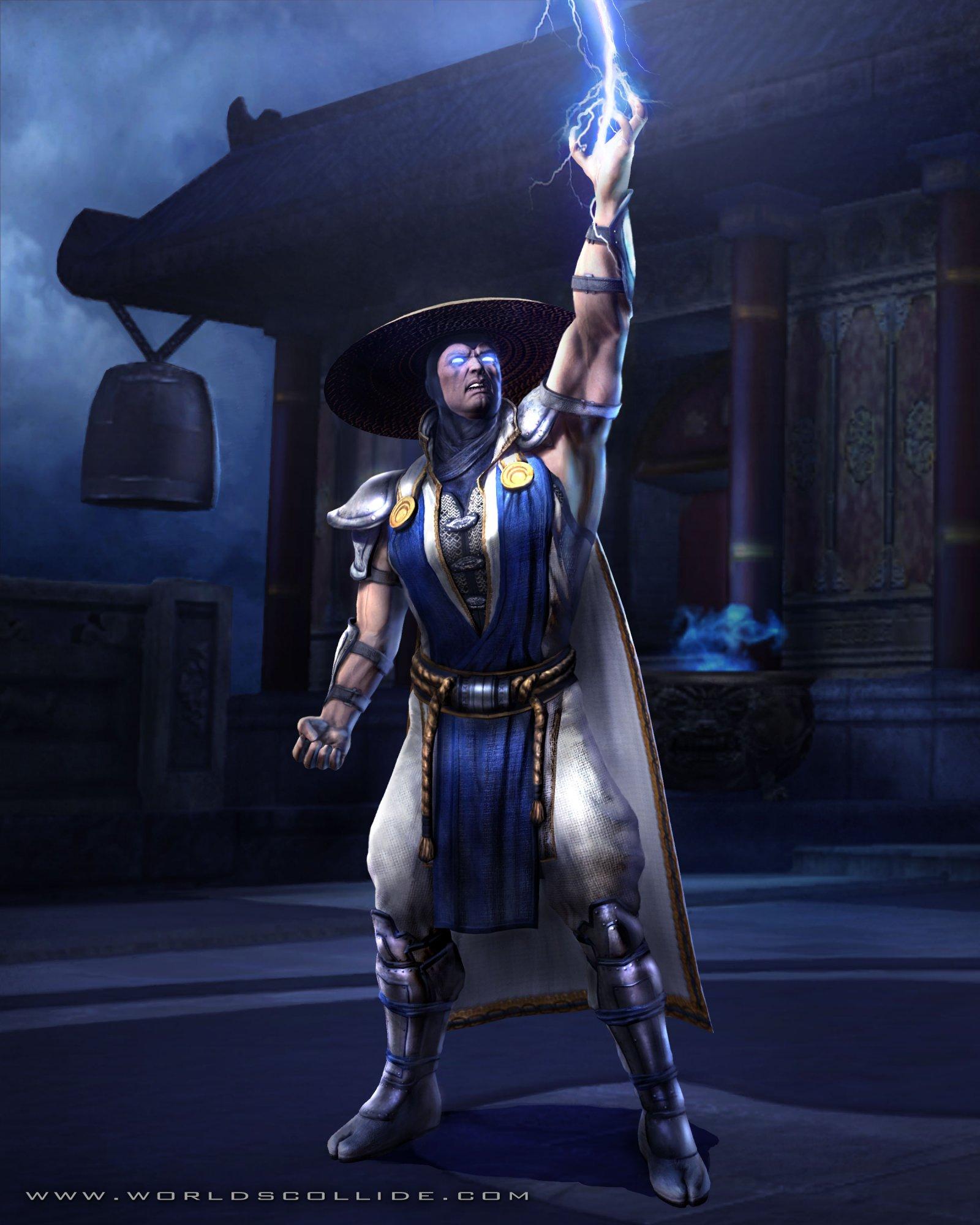 Mortal Kombat Online: Raiden / Rayden (Mortal Kombat