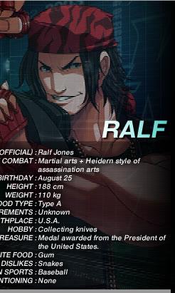 Ralf Jones (The King of Fighters)