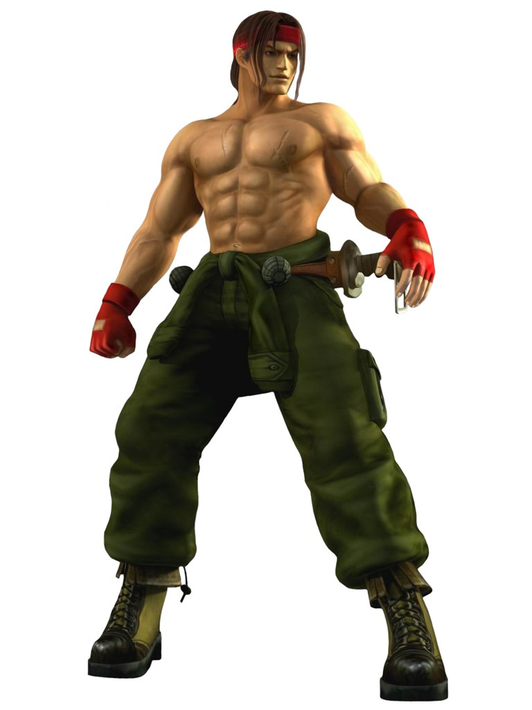 Ralf jones the king of fighters - King of fighters characters pictures ...