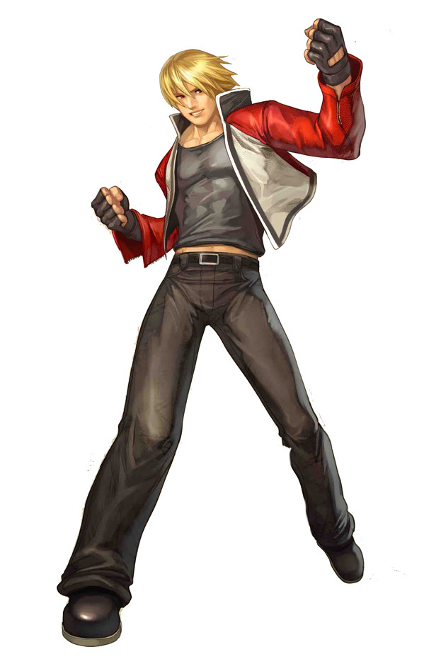 Rock Howard Garou Mark Of The Wolves Our king of fighters 14 rock howard red jacket is forged using red color pu leather on the exterior and comforting viscose lining on the inside. rock howard garou mark of the wolves