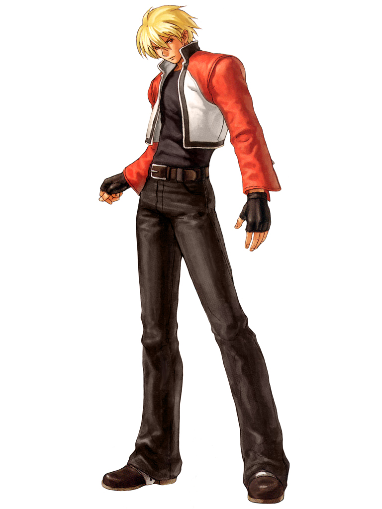Rock Howard Garou Mark Of The Wolves Rock howard (ロック・ハワード, rokku hawādo) is a video game character who was introduced in snk's fighting game garou: rock howard garou mark of the wolves