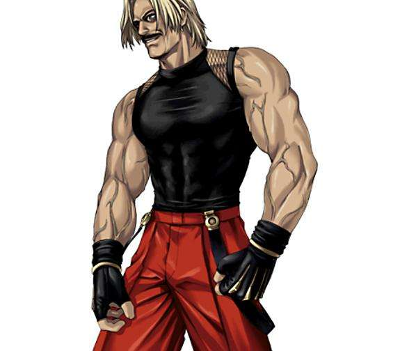 Rugal Bernstein The King Of Fighters
