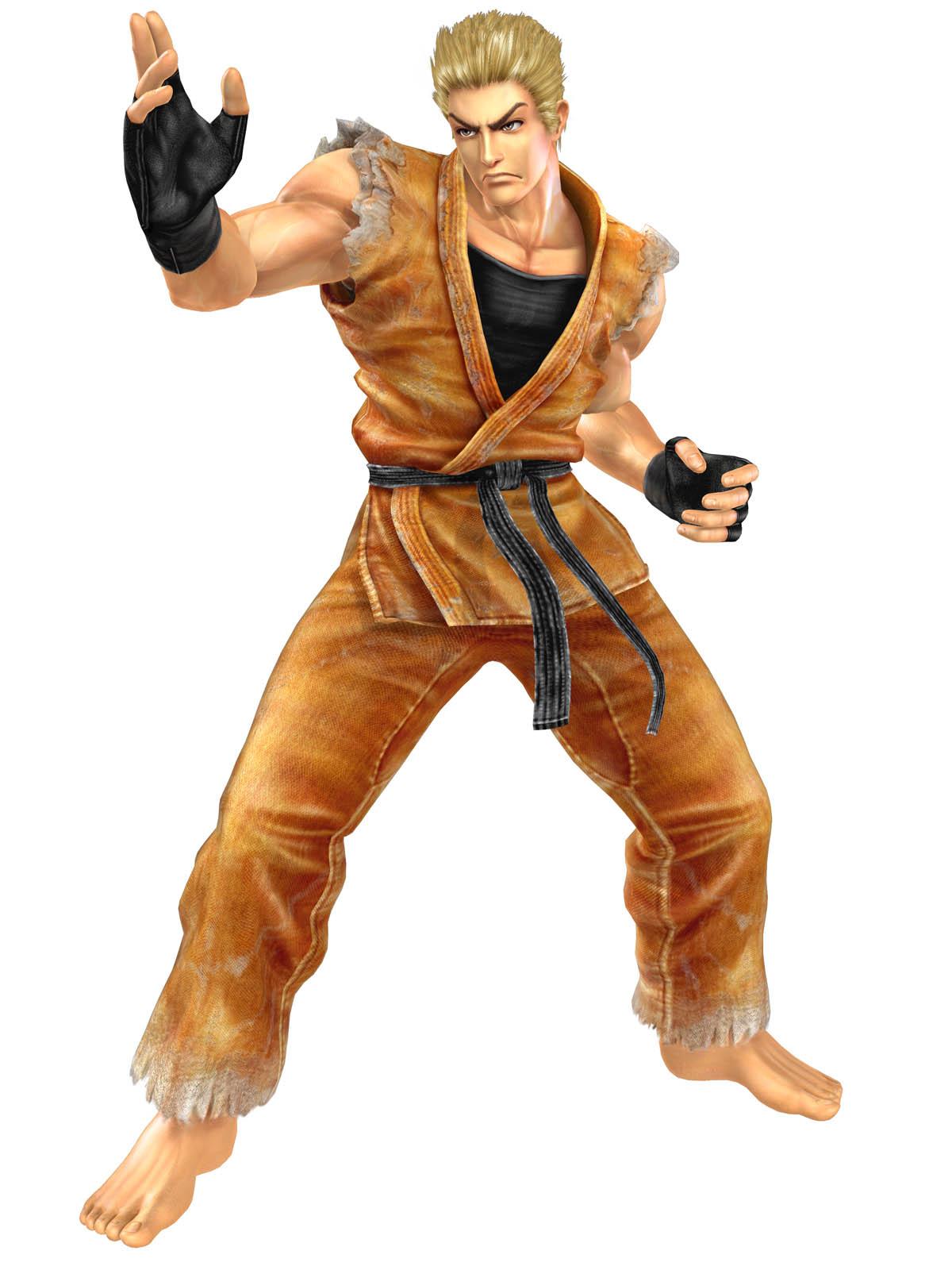 Ryo Sakazaki (Art of Fighting) - Page 2