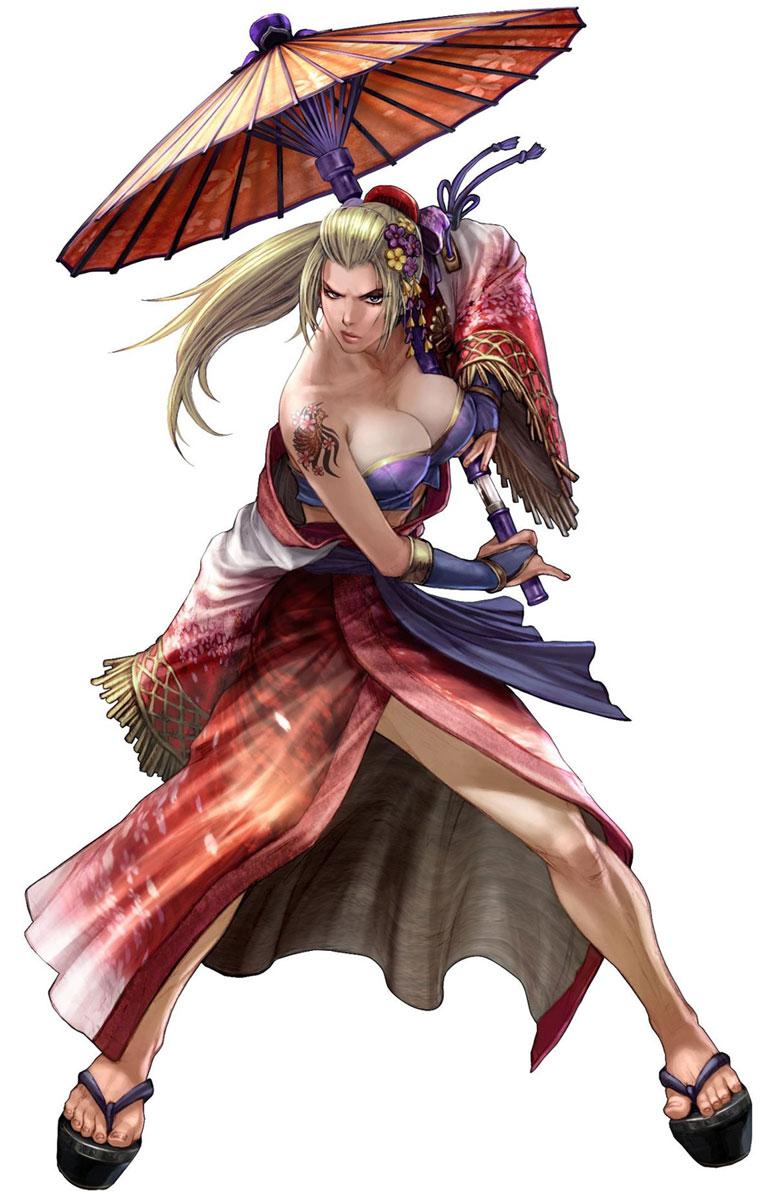 Setsuka (Soul Calibur)