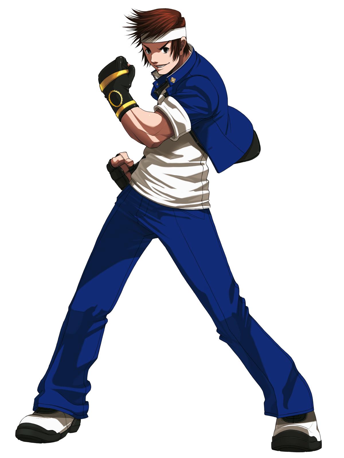 Shingo Yabuki (King Of Fighters