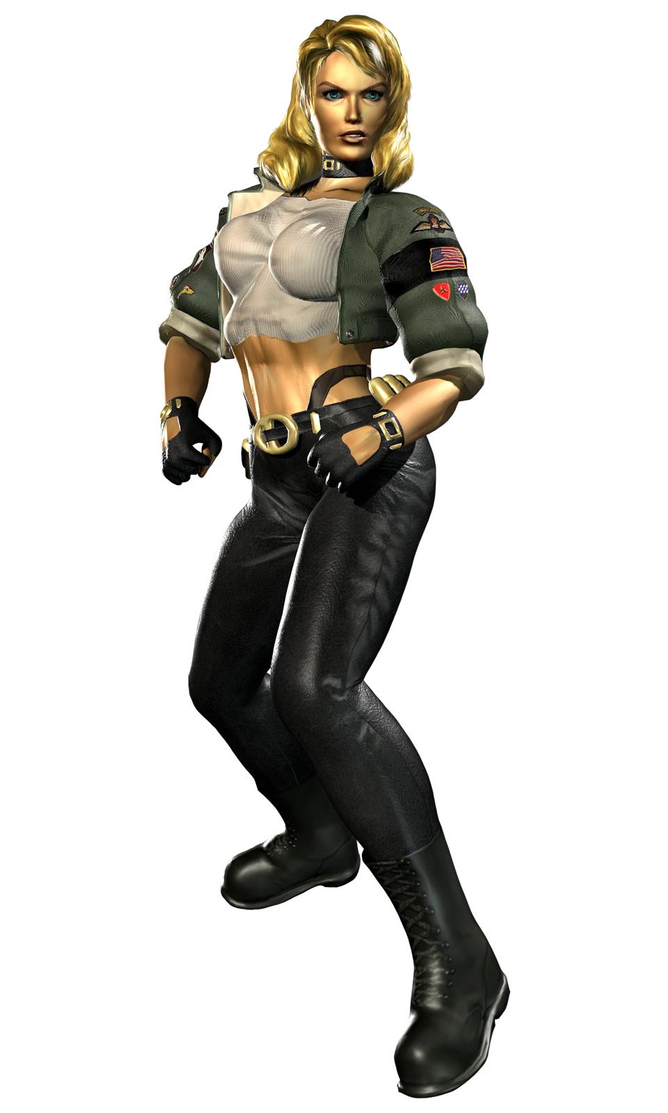 Sonya Blade Mortal Kombat