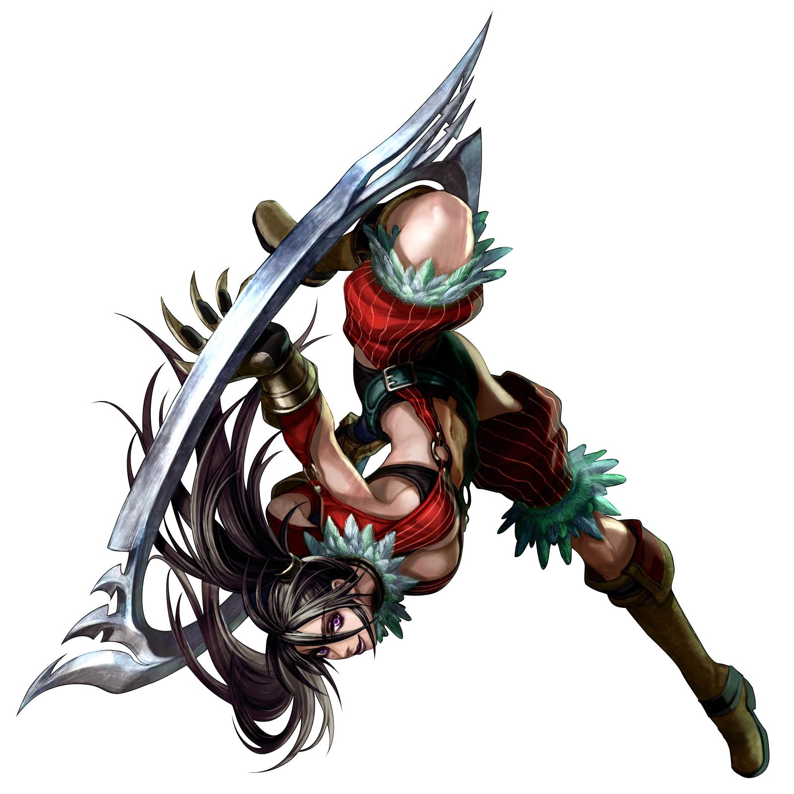 4 Pics 1 Anime Characters : Tira soul calibur