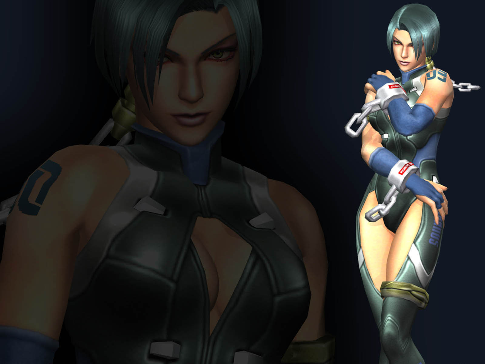 Bloody roar hentai was