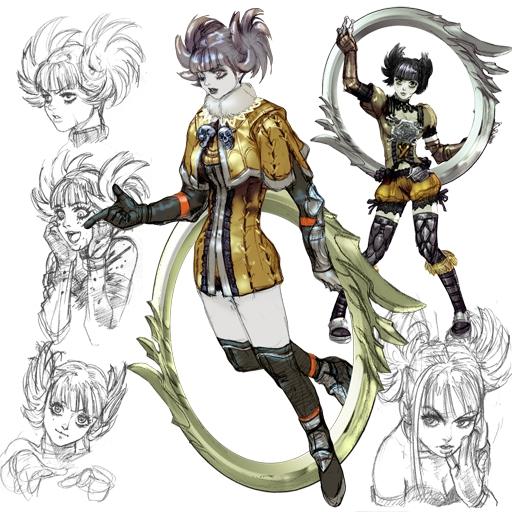 Tira Soul Calibur