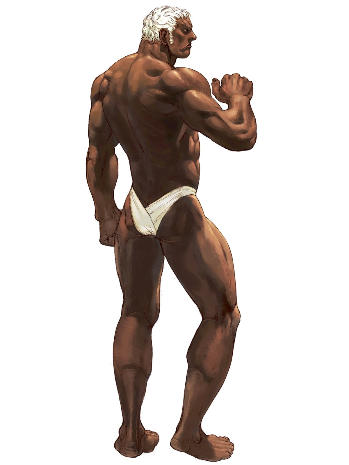 Is Capcom Trying To Make Their Male Sf Characters Sexier Resetera
