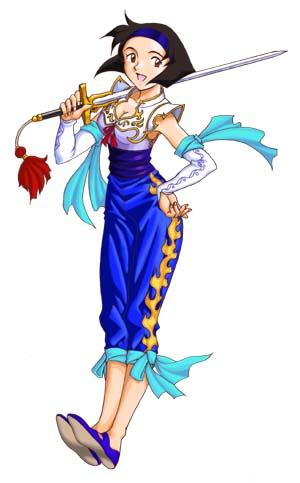 Chai Xianghua (Soul Calibur)