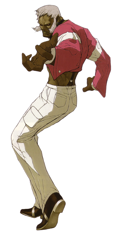 Yashiro Nanakase The King Of Fighters
