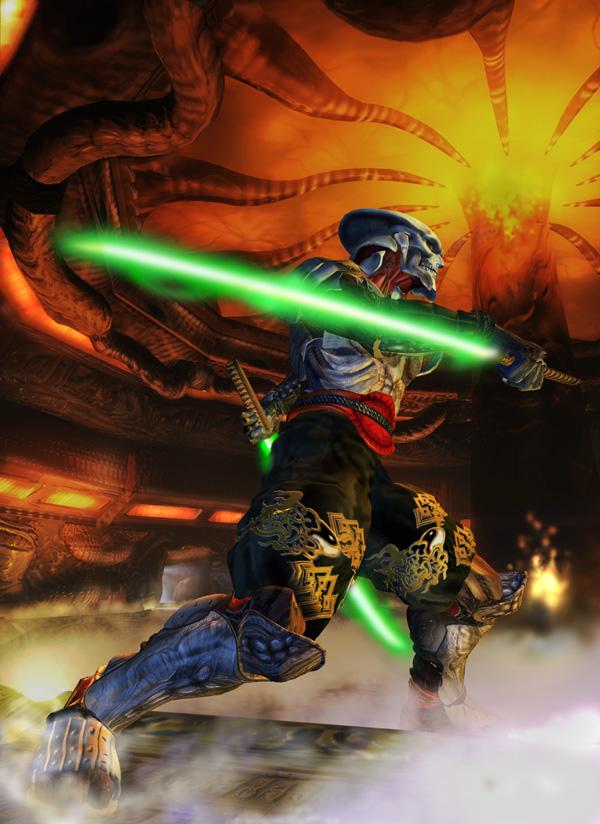 Yoshimitsu Tekken 3 Yoshimitsu (Tekken / S...