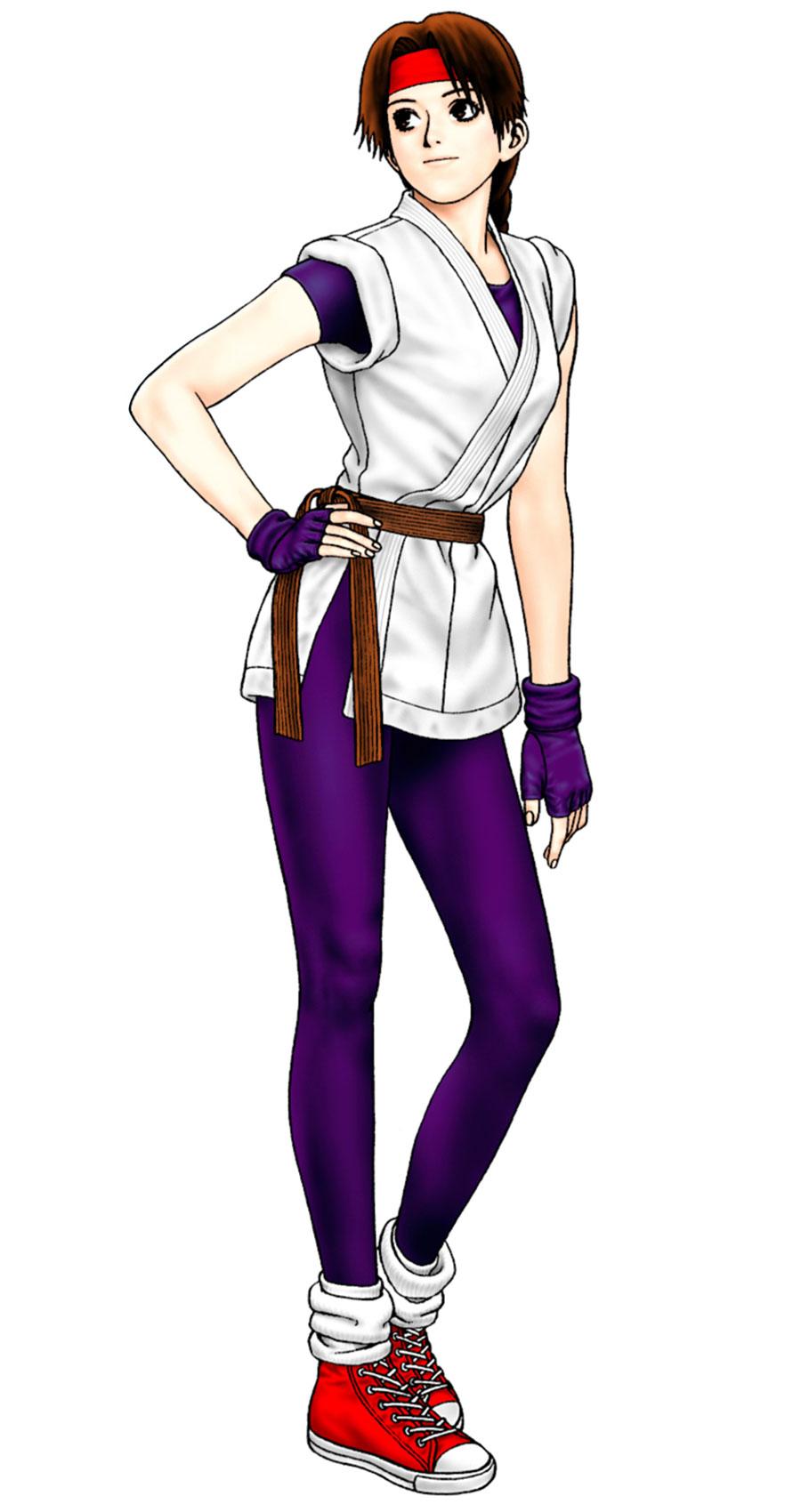 Sakazaki Yuri - King of Fighters - Image #830208