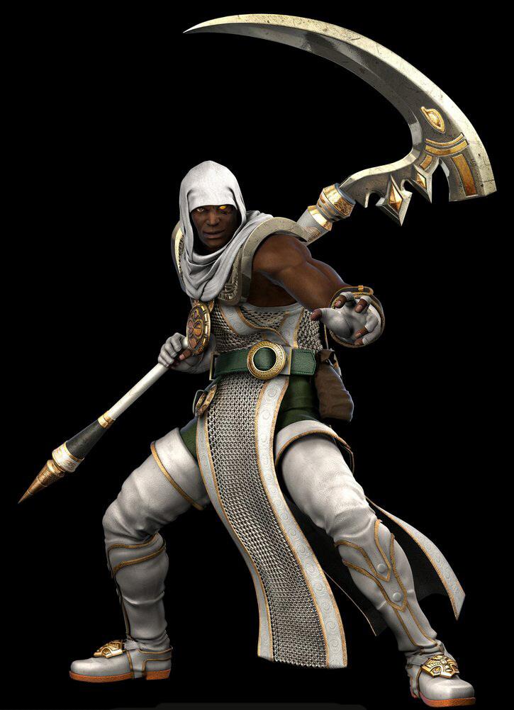 Zasalamel Soul Calibur 6