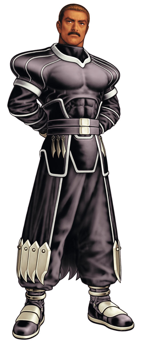Character Design King Of Fighters : Zero king of fighters