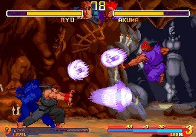 Street Fighter Alpha Anthology / Street Fighter Zero