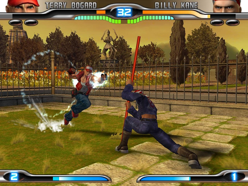The King Of Fighters Maximum Impact 2 King Of Fighters
