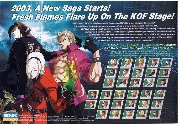 The King of Fighters 2003 - TFG Review
