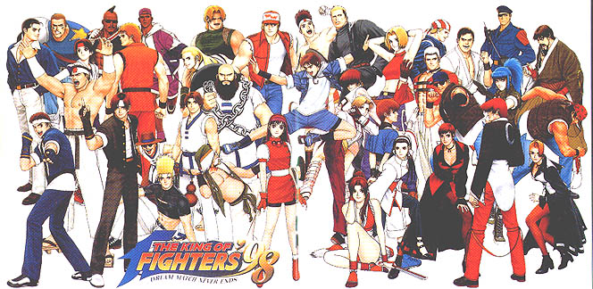 the king of fighters 98 dream match never ends tfg review