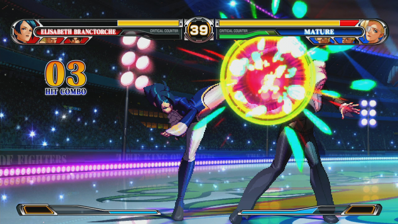 The King Of Fighters Xii Tfg Review Art Gallery