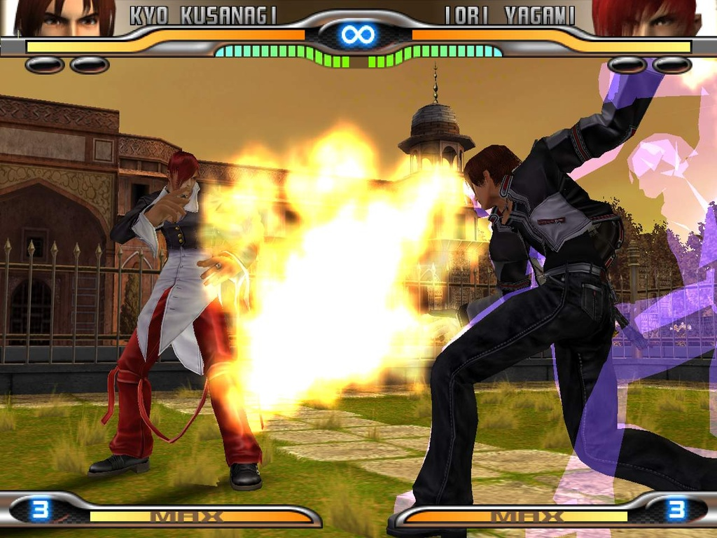 The King of Fighters: Maximum Impact 2 / King of Fighters