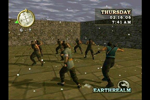Mortal Kombat: Deception - TFG Review