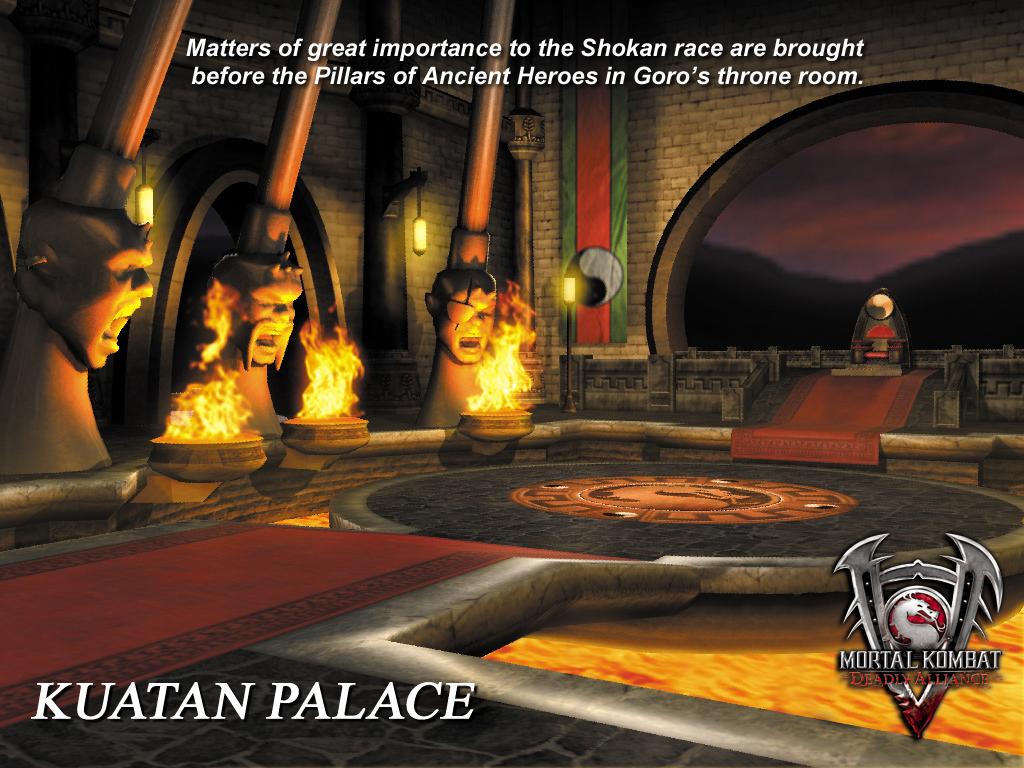 Mortal Kombat: Deadly Alliance - TFG Review