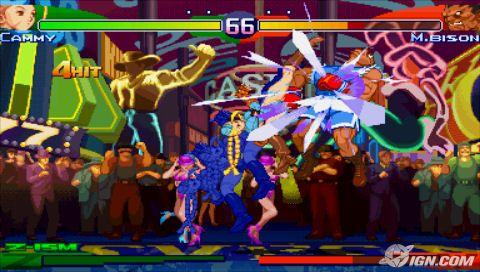 Street Fighter Alpha 3 Max Street Fighter Zero 3 Double Upper