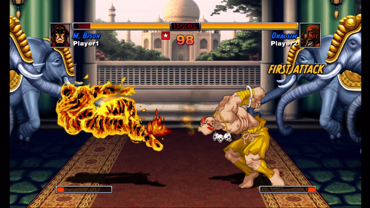 super street fighter ii turbo hd remix tfg review art gallery