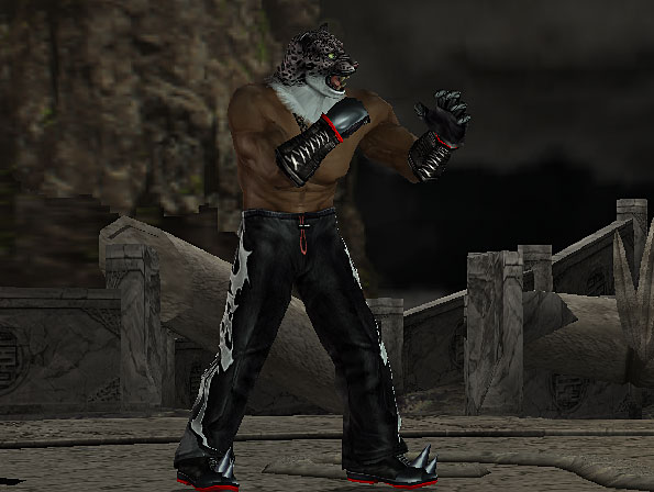 Tekken 5 Dark Resurrection Tfg Review Art Gallery