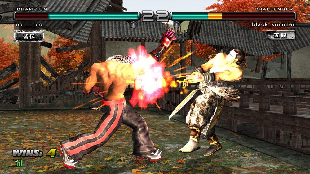 Tekken 5 Dark Resurrection Online Tfg Review Art Gallery