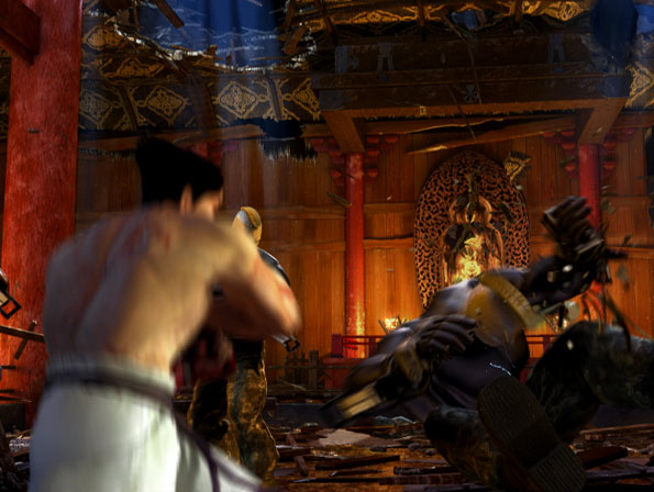 Tekken 5 Arcade Ps2 Tfg Review Art Gallery